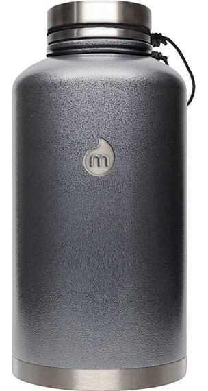 MIZU V20 Insulated Bottle 2000ml Gray Hammer Paint